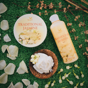 Bambu 'U' Body Scrub and Lotion